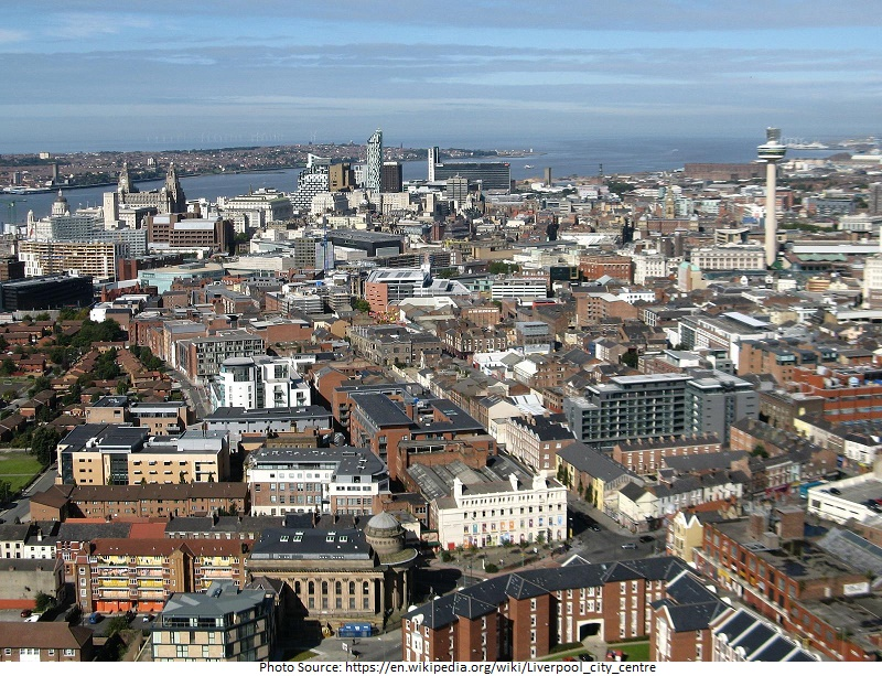 Tourist Attractions in Liverpool