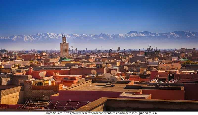 Tourist Attractions in Marrakech Guided Tours