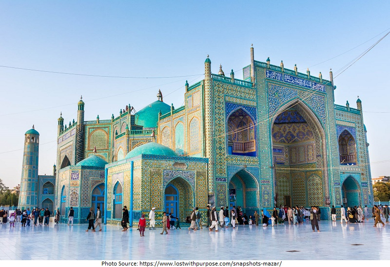 Tourist Attractions in Afghanistan