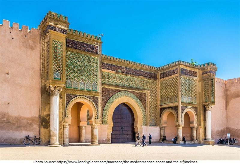 Tourist Attractions in Meknes