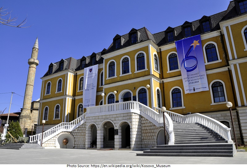 Tourist Attractions in Museum of Kosovo