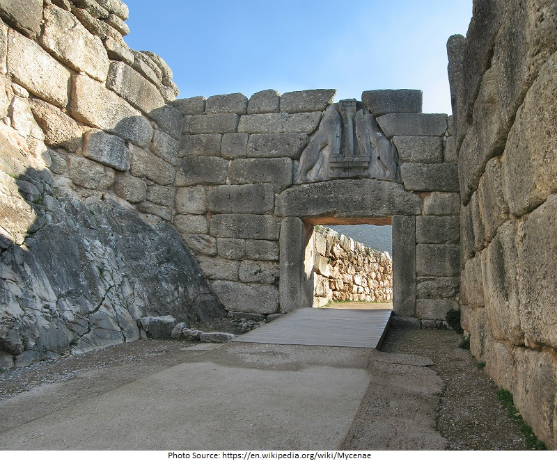 Tourist Attractions in Mycenae