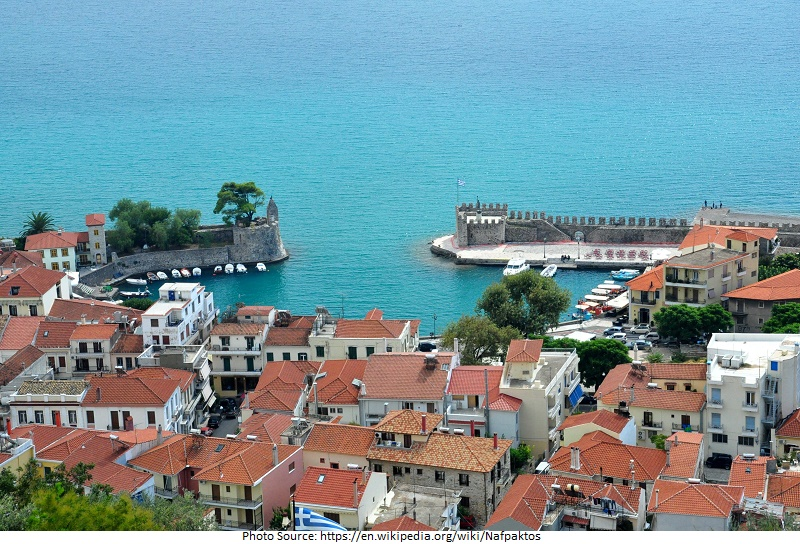 Tourist Attractions in Nafpaktos