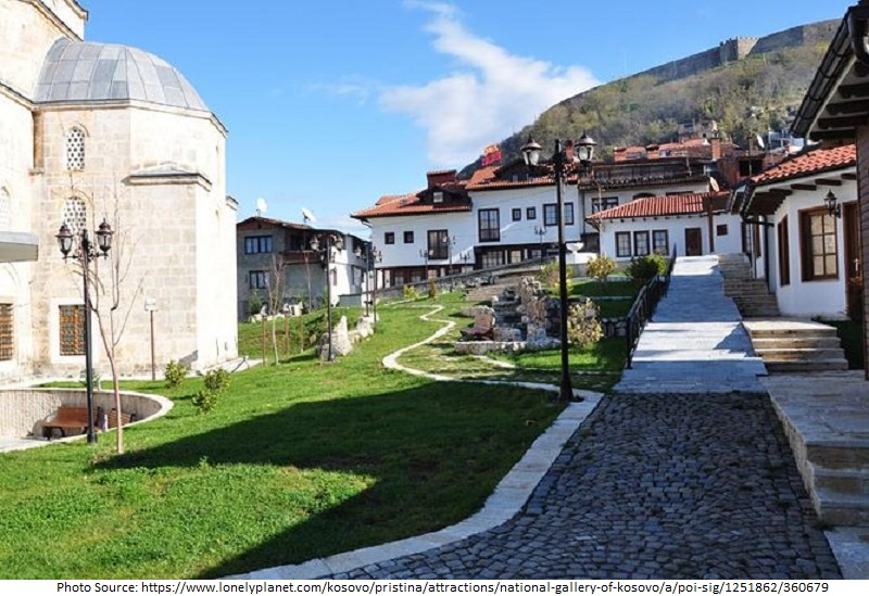 Tourist Attractions in National Gallery of Kosovo