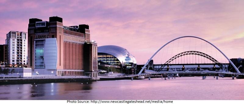 Tourist Attractions in Newcastle Gateshead