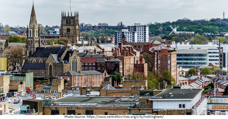 Tourist Attractions in Nottingham