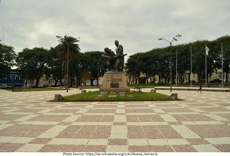Tourist Attractions in  Nueva Helvecia