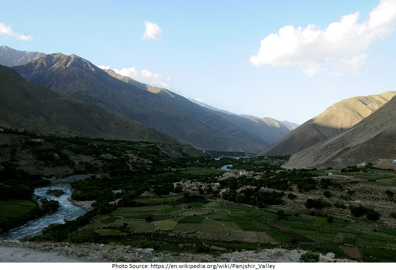 Tourist Attractions in Panjshir