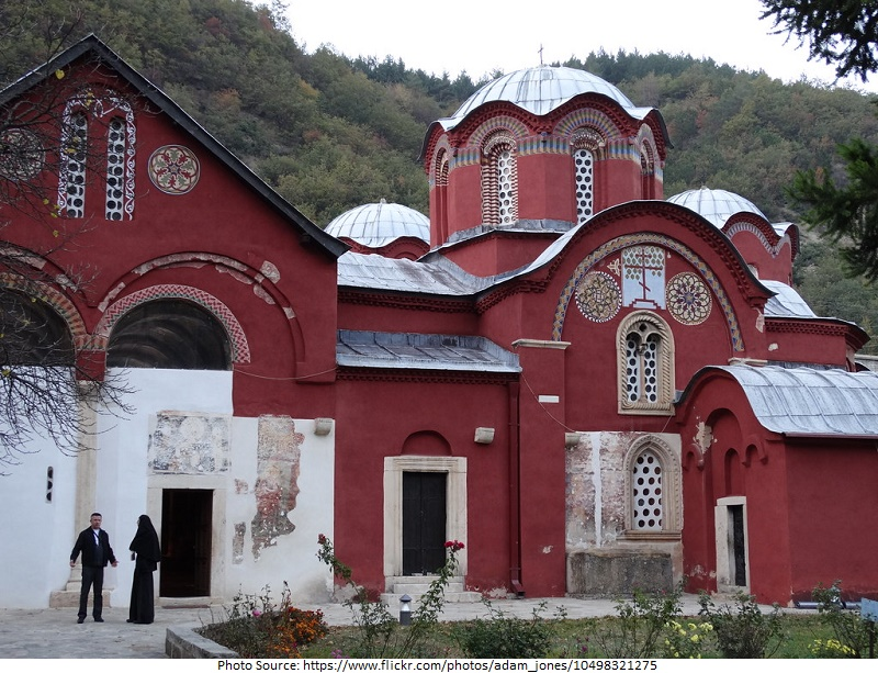 Tourist Attractions in Patriarchate of Pec
