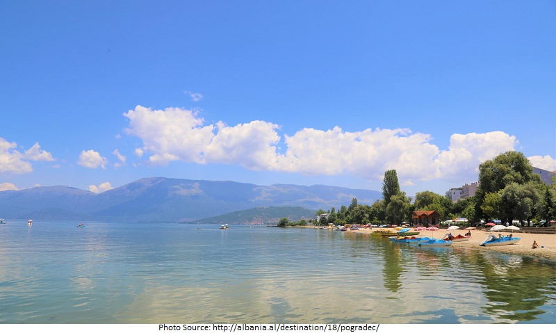tourist attractions in Pogradec
