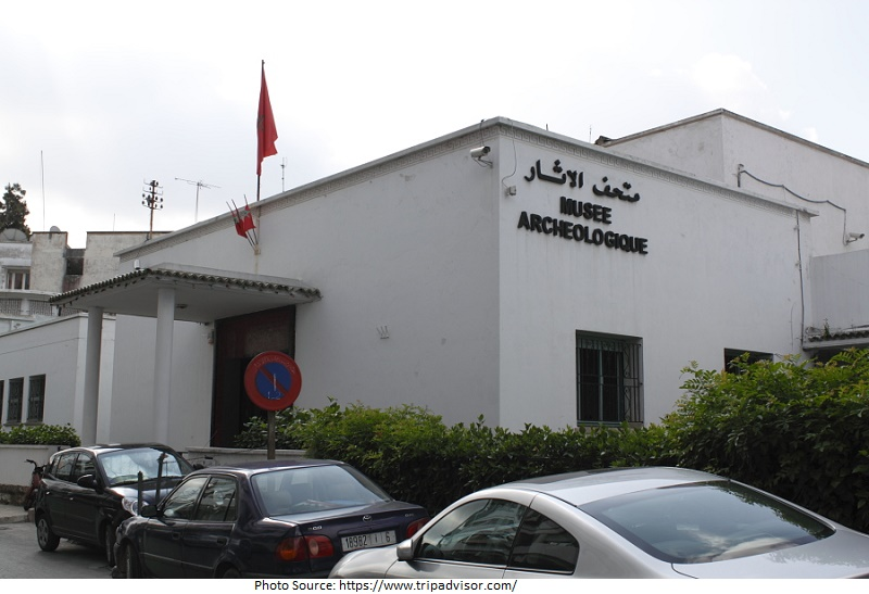 Tourist Attractions in Rabat Archaeology Museum