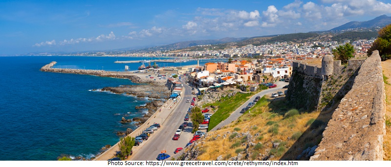 Tourist Attractions in Rethymno