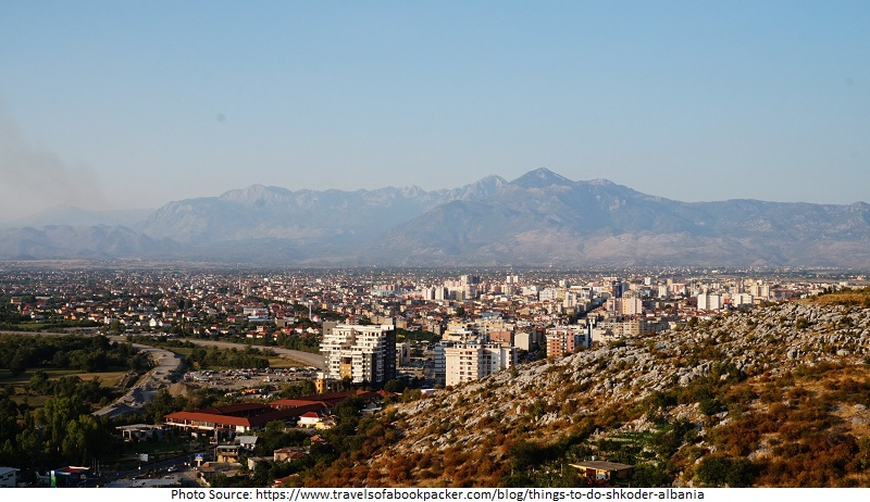 tourist attractions in Shkoder