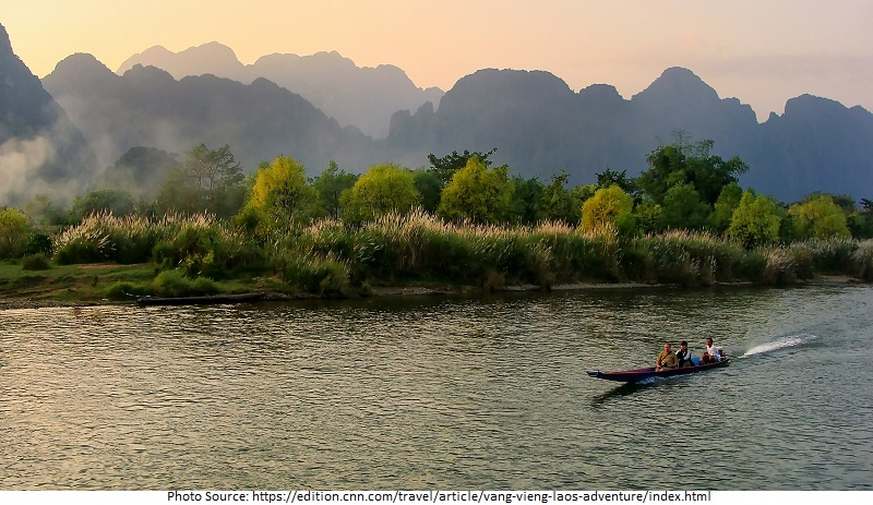 Vang Vieng tourist attractions