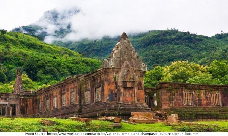 Vat Phou Attractions