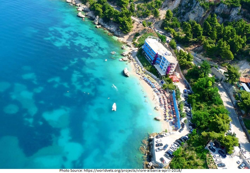 tourist attractions in Vlore