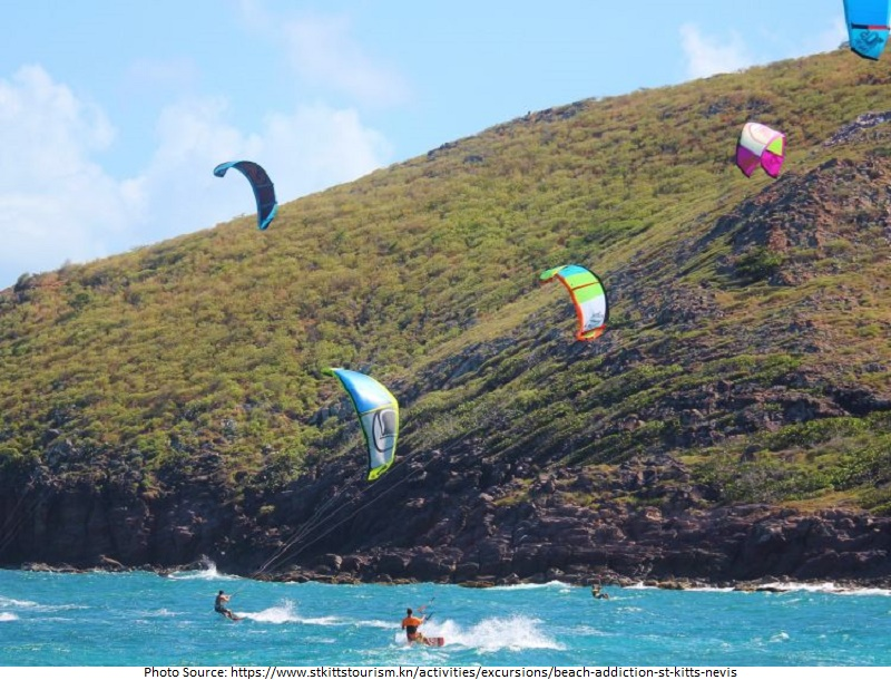 attractions Beach Addiction St. Kitts Nevis