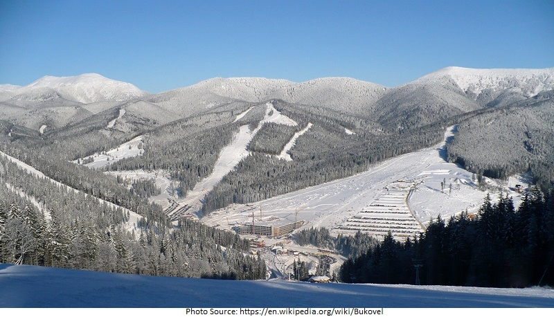 Bukovel attractions