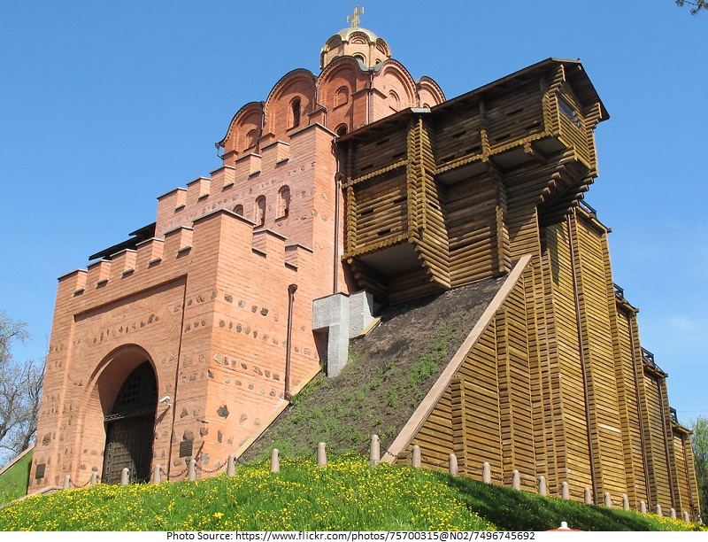 Golden Gate of Kiev attractions
