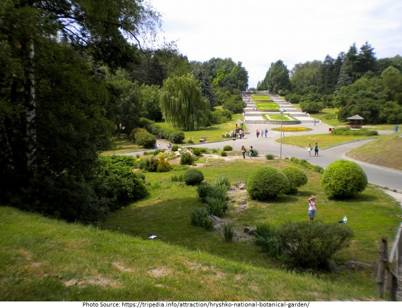 Hryshko National Botanical Garden