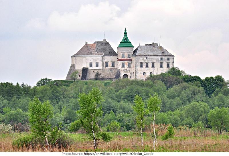 Olesko Castle picture