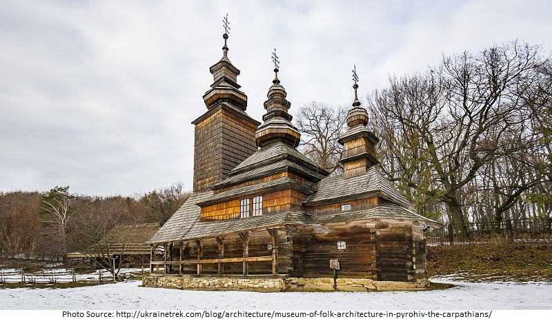 Pyrohiv attractions