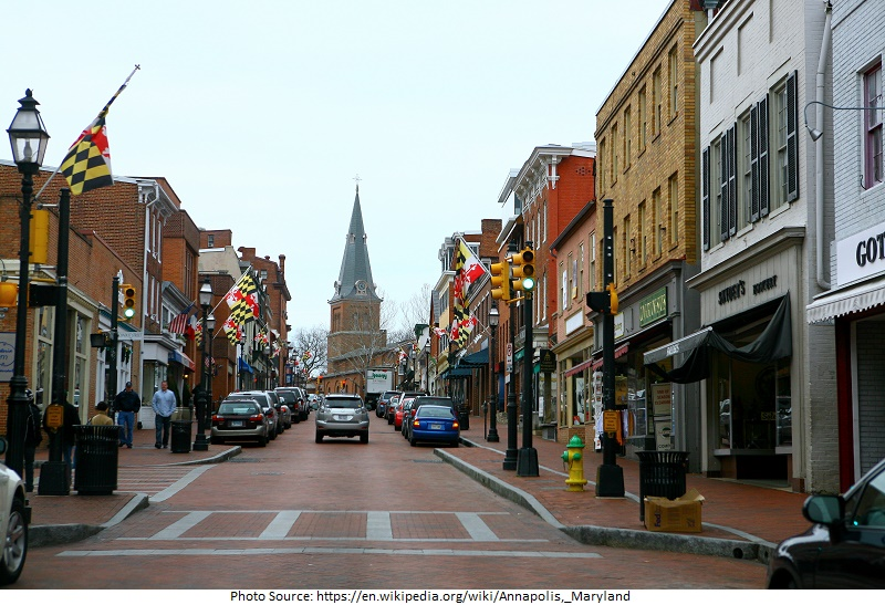 tourist attractions in Annapolis