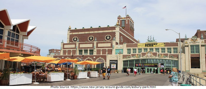 tourist attractions in asbury park