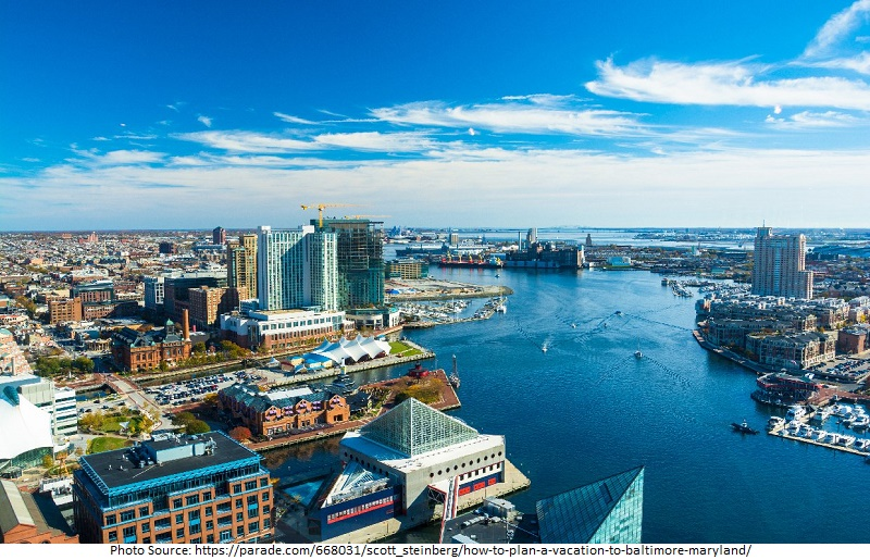 tourist attractions in baltimore