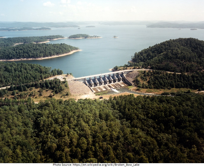 tourist attractions in broken bow lake