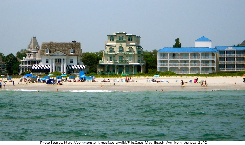 tourist attractions in Cape May