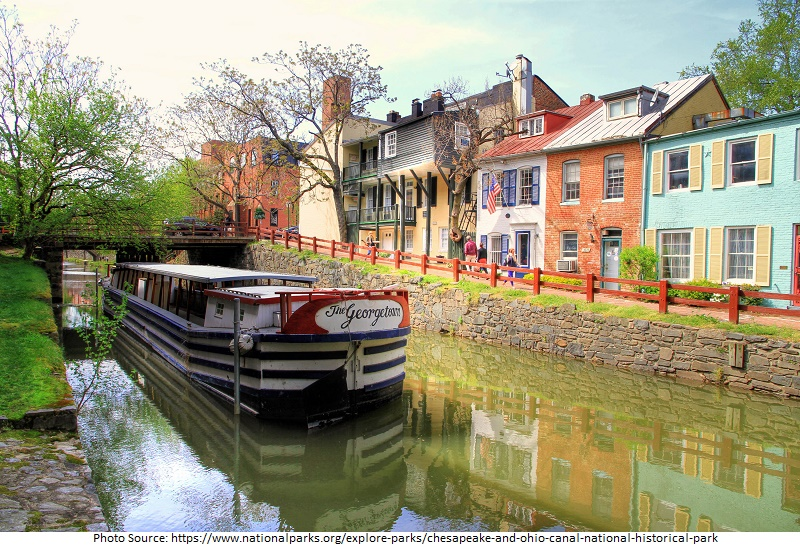 tourist attractions in Maryland