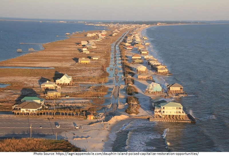 tourist attractions in Dauphin Island