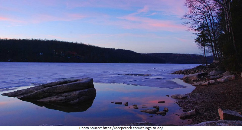 tourist attractions in Deep Creek Lake