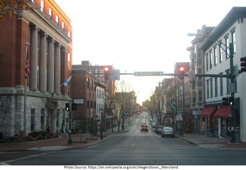 tourist attractions in Hagerstown