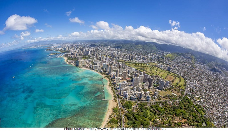 tourist attractions in Honolulu