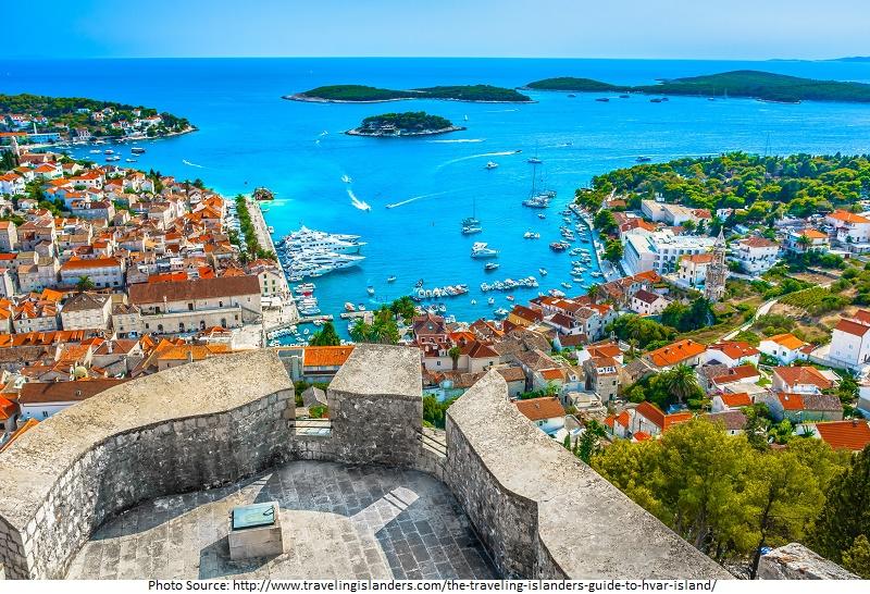 tourist attractions in Hvar