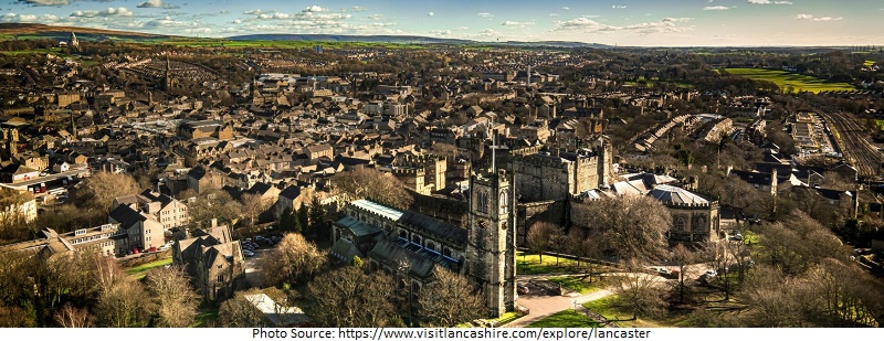 tourist attractions in Lancaster