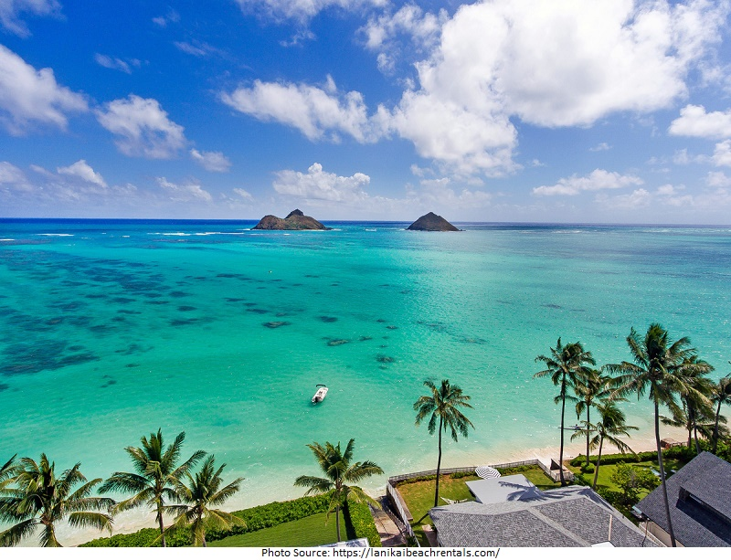 tourist attractions in Lanikai Beach