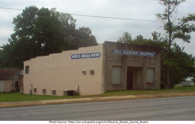 tourist attractions in Muscle Shoals