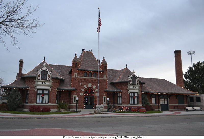 tourist attractions in Nampa