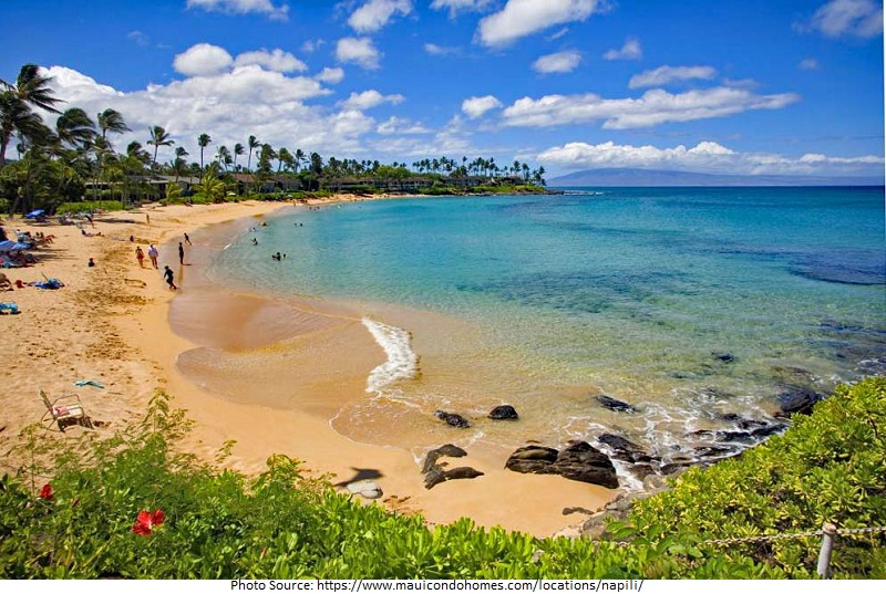 tourist attractions in Napili Beach