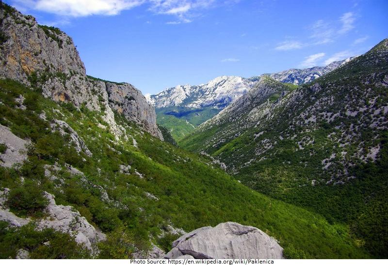 tourist attractions in Paklenica