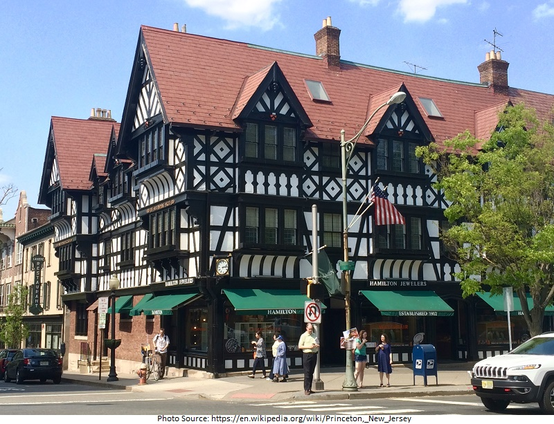 tourist attractions in princeton
