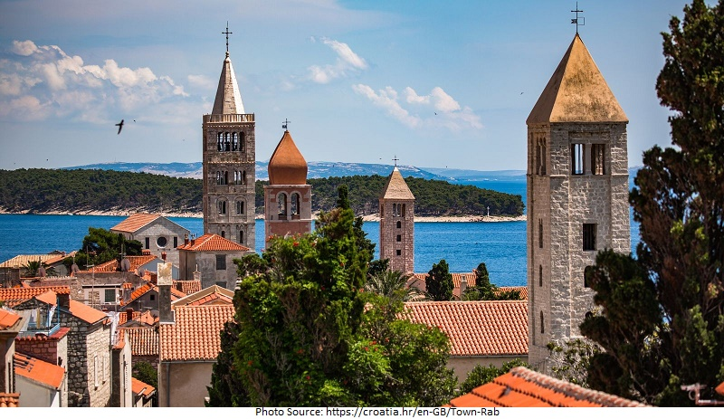 tourist attractions in Rab