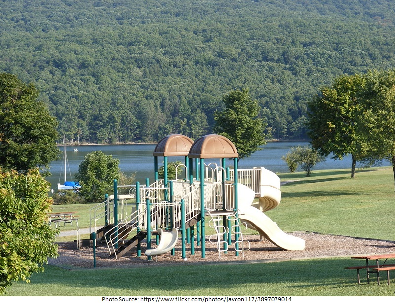 tourist attractions in Rocky Gap State Park