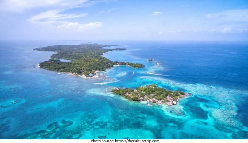 tourist attractions in Rosario Islands