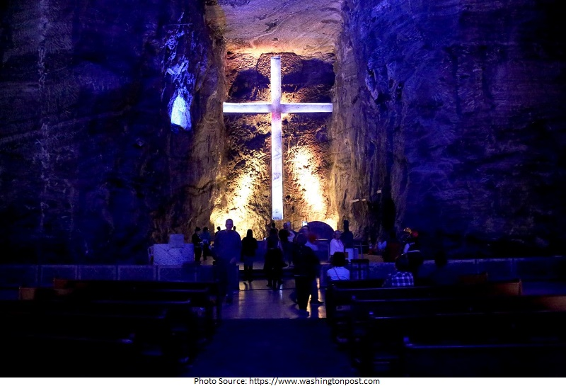 tourist attractions in salt cathedral