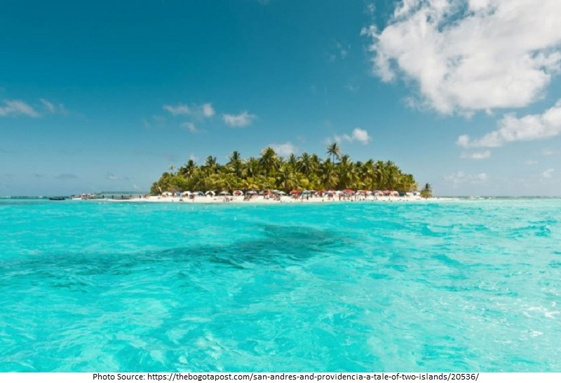 tourist attractions in San Andres and Providencia