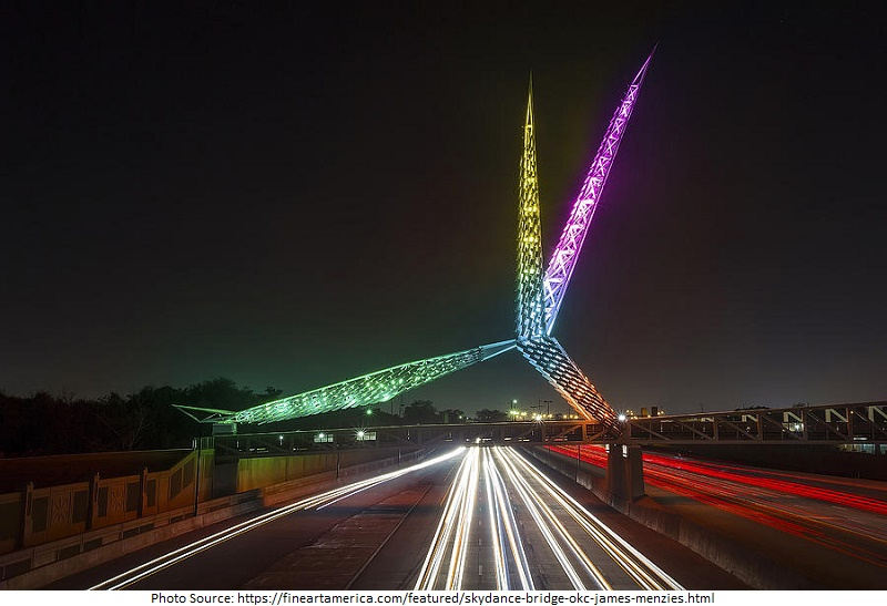 tourist attractions in Skydance Bridge